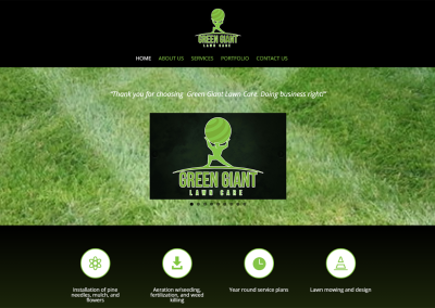 GREEN GIANT LAWNCARE